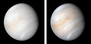 Vênus, nosso vizinho planetário mais próximo, é chamado de gêmeo da Terra devido à semelhança de tamanho e densidade de ambos