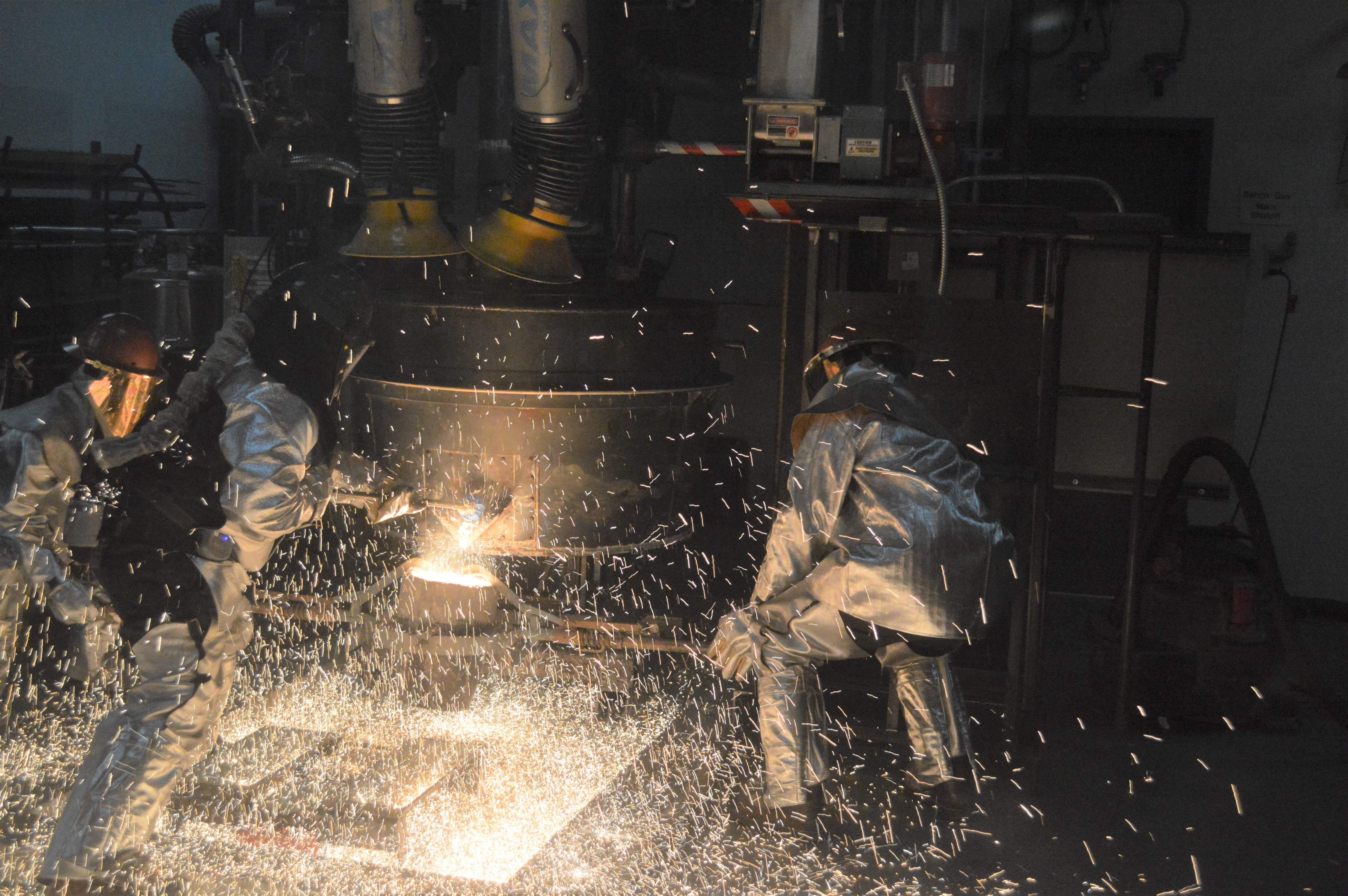 Lingote de aço, Boston Metal