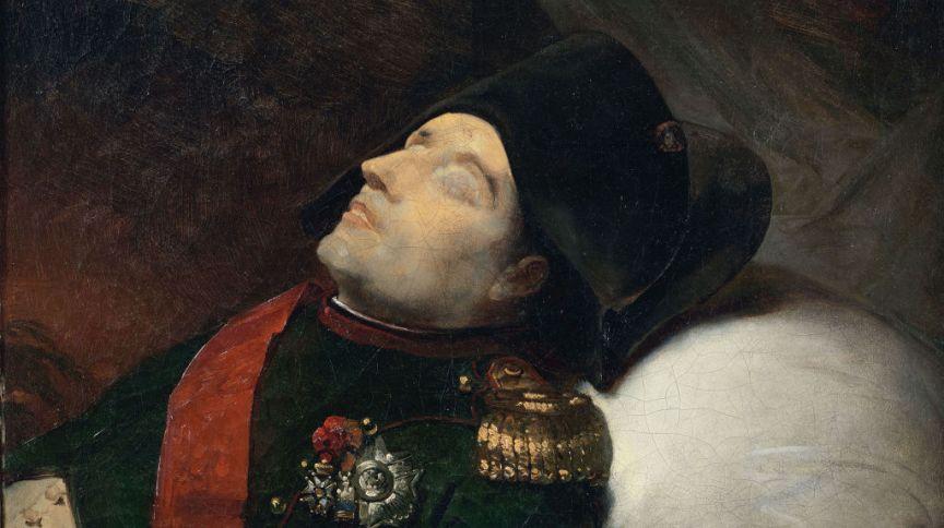 Napoleão Bonaparte viveu entre 1769 e 1821