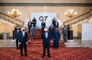Evento de três dias no Reino Unido reúne sete das maiores economias do mundo e a União Europeia