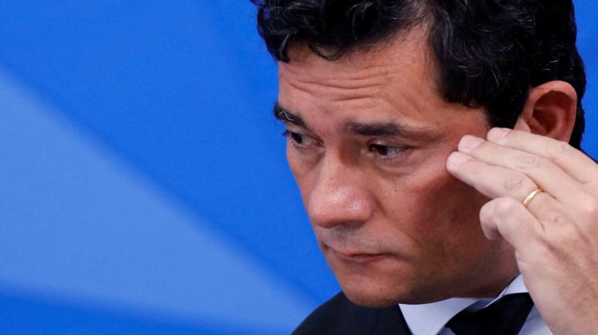 O ex-juiz e ex-ministro Sergio Moro