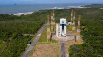 Chefe da Agência Espacial Brasileira previu o primeiro voo orbital lançado do Brasil no primeiro semestre de 2022