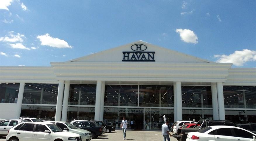 Loja da Havan, em Pinhais, no Paraná (02.MAR.2018)