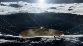 Conceito em desenvolvimento por equipe da Nasa captaria ondas de rádio de algumas centenas de milhões de anos após o Big Bang que criou nosso Universo