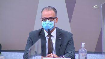 Convocação de Antonio Barra Torres atendeu requerimentos de 4 senadores; ele foi questionado sobre liberação de vacinas e bula da cloroquina