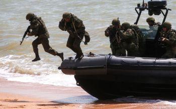 Rússia havia anunciado a retirada de suas forças militares da fronteira em abril, após aumento das tensões