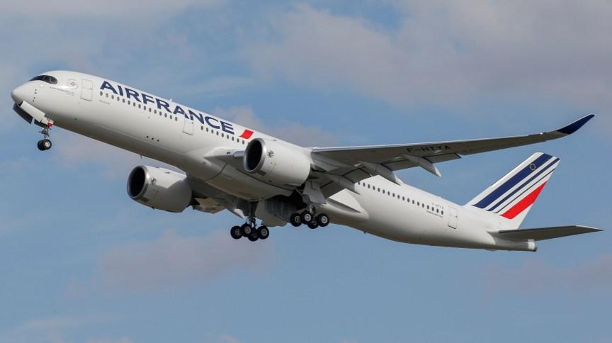 Avião da Air France perto de Toulouse, na França; tribunal reverteu decisão de 2119 sobre voo AF447