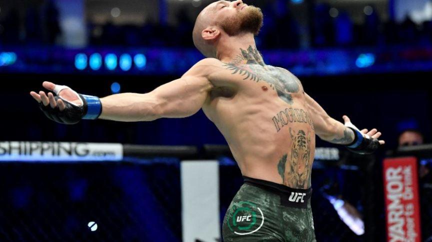 Lutador Conor McGregor