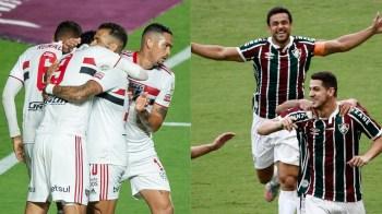 SPFC enfrenta o Rentistas no Uruguai, e o Fluminense recebe em casa o Santa Fé da Colômbia