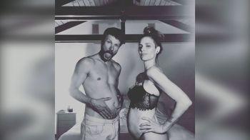 Fernanda Lima e Rodrigo Hilbert relataram terem ingerido placenta após nascimento de filha em 2019