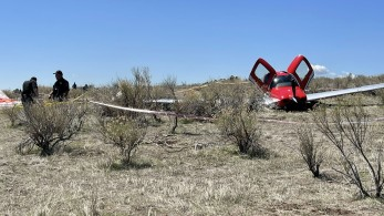 Conselho Nacional de Segurança de Transporte, que investigará o caso, adiantou que incidente aconteceu enquanto as aeronaves estavam pousando