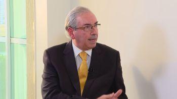 Após quatro anos preso, ex-presidente da Câmara concedeu entrevista exclusiva ao analista Caio Junqueira, que vai ao ar no domingo (16), às 19h, na CNN