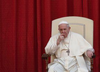 Líder da Igreja Católica pediu no domingo (16) o fim do conflito entre Israel e o Hamas