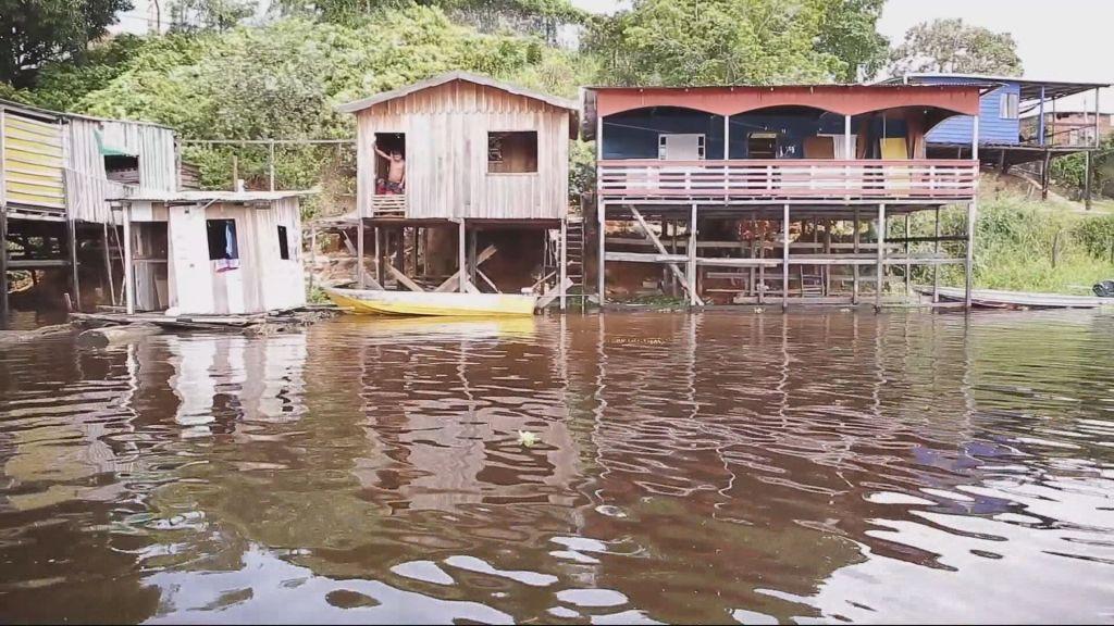 Cheia dos rios já atingiu 53 municípios do Amazonas