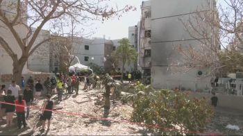 É o oitavo dia de confrontos entre israelenses e palestinos