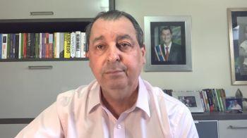 Omar Aziz disse que depoimento de executivo da Pfizer na semana passada não comprometeu filho do presidente Bolsonaro