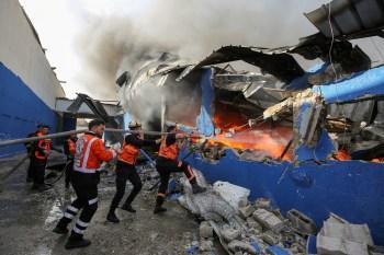 Hussam Abu Harbeed, comandante da Jihad Islâmica no norte de Gaza, foi morto em ataques aéreos intensos; número de vítimas no conflito passa de 200