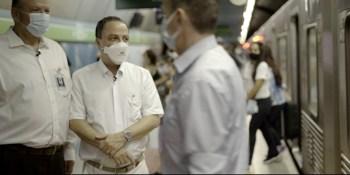 Programa desta semana explica como é o trabalho de equipes de resgate dentro de um avião e no metrô