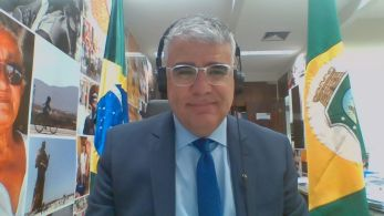 Comissão vai nesta terça-feira (18) o ex-ministro das Relações Exteriores Ernesto Araújo