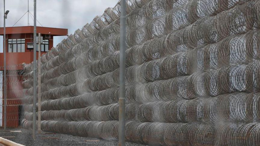 Penitenciária federal de segurança máxima de Brasília