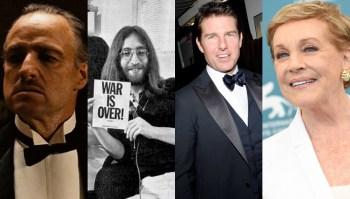 David Bowie, John Lennon e Jean-Paul Sartre estão entre os famosos que declinaram homenagens, prêmios e condecorações