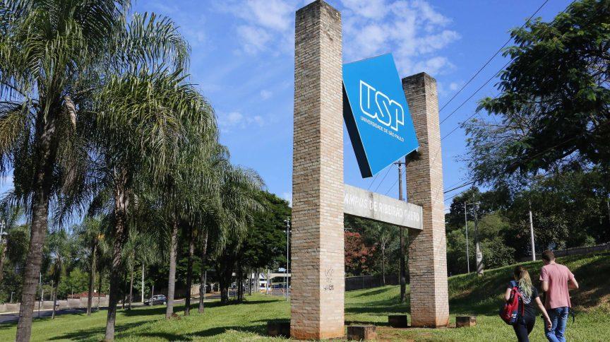 Campus da Universidade de São Paulo (USP) em Ribeirão Preto