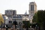 Notre-Dame conclui obras de segurança após dois anos e prepara restauração