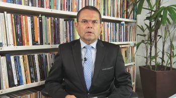 No quadro Liberdade de Opinião, Rezende analisa a oitiva do ex-ministro das relações exteriores, Ernesto Araújo, na CPI da Pandemia