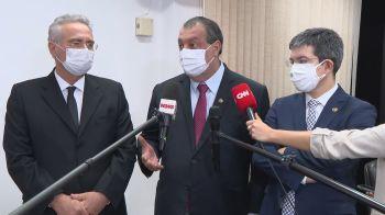 O depoimento do ex-ministro da Saúde foi suspenso e continuará nesta quinta-feira (20)