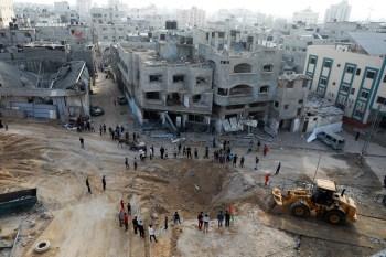 O presidente norte-americano Joe Biden disse que Washington trabalhará com agências da ONU para acelerar auxílio humanitário