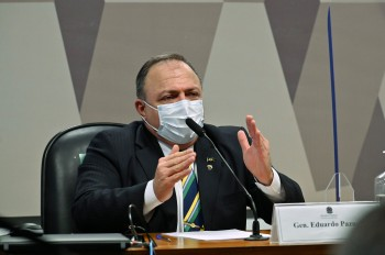Medida havia sido aprovada pela CPI da Pandemia; Zoser Plata atuou como assessor especial quando Pazuello estava à frente da Saúde