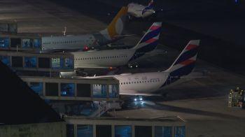 """Conhecido como 'Merge Point', expressão que significa """"ponto de convergência"""" em inglês, sistema vai reorganizar tráfego aéreo no estado"""