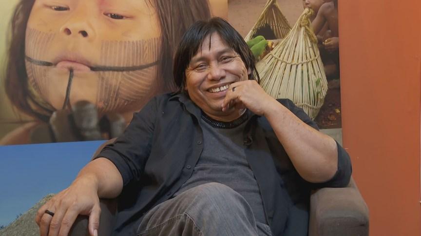 Daniel Munduruku é o entrevistado desta sexta-feira (21) do CNN Nosso Mundo