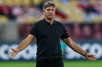 Mais cedo, o time havia anunciadoa saída do técnico Rogério Ceni