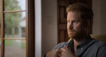 'The Me You Can't See', série documental sobre saúde mental, estreou na Apple TV+ nesta sexta-feira (21); Harry é co-criador e produtor executivo do programa