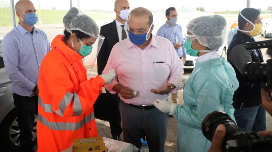 Segundo Ibaneis, já foram feitas tratativas com o Ministério da Saúde para que haja uma ampliação na oferta de UTIs no DF