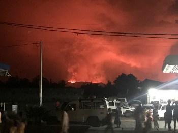 Última grande erupção do Monte Nyiragongo, em 2002, matou 250 pessoas e desalojou milhares