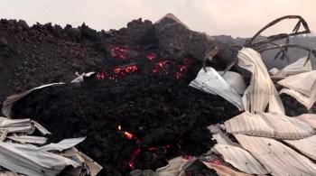 Cidade com 2 milhões de habitantes quase foi devastada pela lava