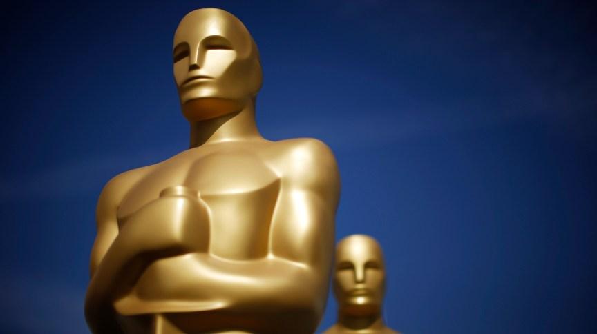 Estatueta do Oscar no Dolby Theater, em Los Angeles