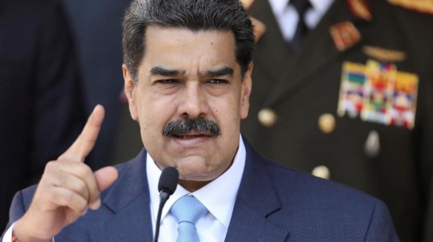 Presidente da Venezuela, Nicolás Maduro (12.mar.2020)