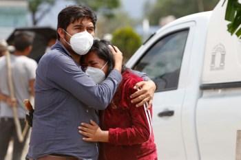 Na média em maio, 31% das mortes por Covid-19 no mundo ocorreram na América Latina e no Caribe -- onde vivem apenas 8,4% da população global