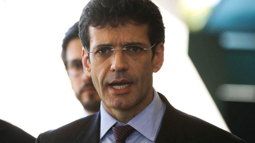 O ministro do Turismo Marcelo Álvaro Antônio (06.fev.2019)