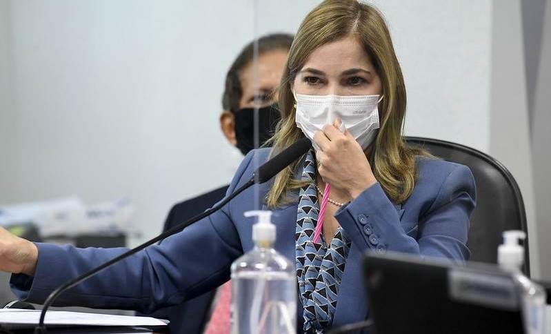 Secretária de Gestão do Trabalho e da Educação na Saúde, Mayra Pinheiro