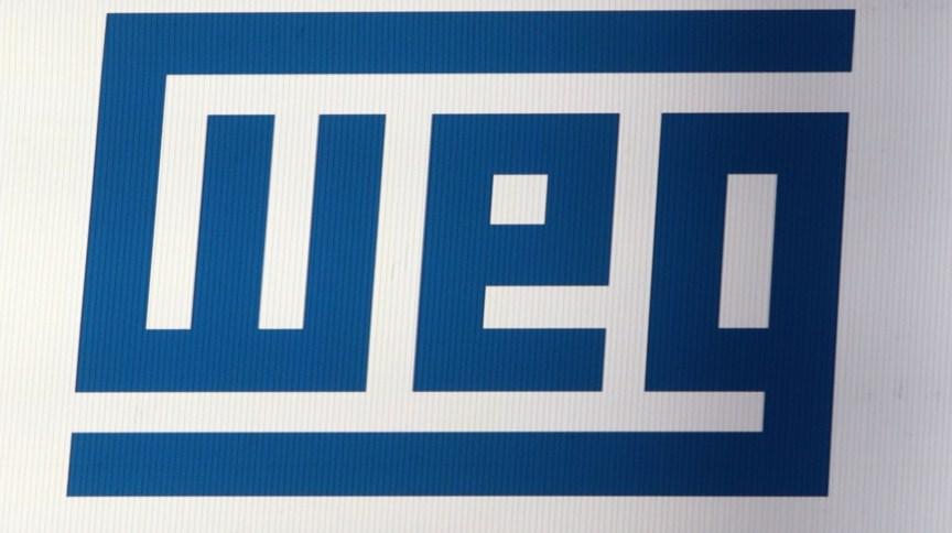 Logo da WEG: empresa vai lançar linha de tintas que neutraliza o novo coronavírus