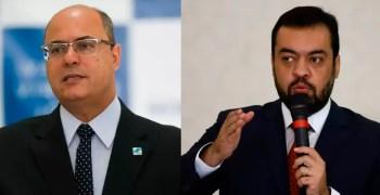 Cláudio Castro e Wilson Witzel, ambos do PSC, devem depor na comissão, que pode aprovar a convocação de outros 9 governadores nesta quarta-feira (26)