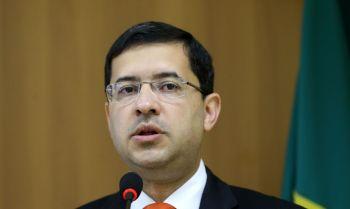 José Levi Mello do Amaral Júnior estava no cargo desde abril; sucessor deve ser o ministro da Justiça, André Mendonça