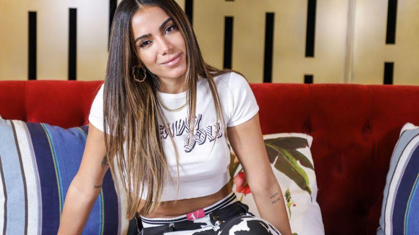 Anitta tem fortuna estimada em mais de R$ 500 milhões