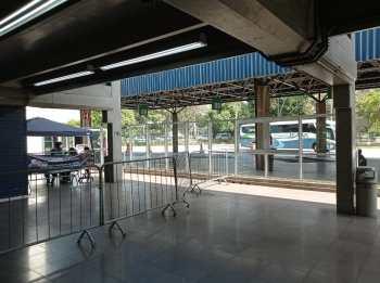 Secretaria justifica o encerramento das barreiras pela estabilidade de casos de Covid-19 na cidade