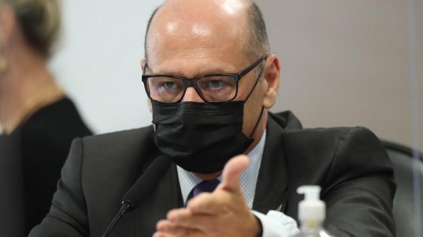 Em depoimento à CPI da Pandemia, o diretor do Instituto Butantan, Dimas Covas, detalhou as tratativas entre o governo federal e o instituto em relação à Coronavac
