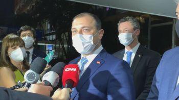 """Carlos Moisés explicou que, se for convidado a falar na comissão, o fará """"com muita tranquilidade"""""""